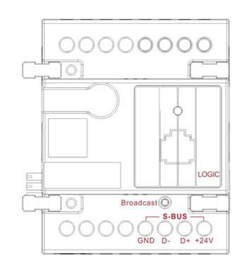 Smart-Bus Automation Logic Module 2 (G4) - SB-Logic2-DN - GTIN(UPC-EAN): 0610696254054