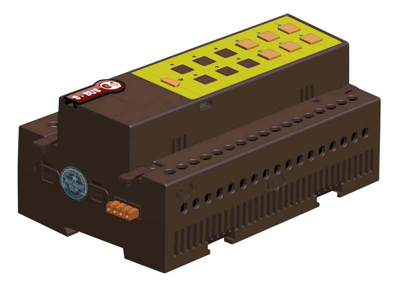 smart bus climate control g4 smart bus automation. Black Bedroom Furniture Sets. Home Design Ideas