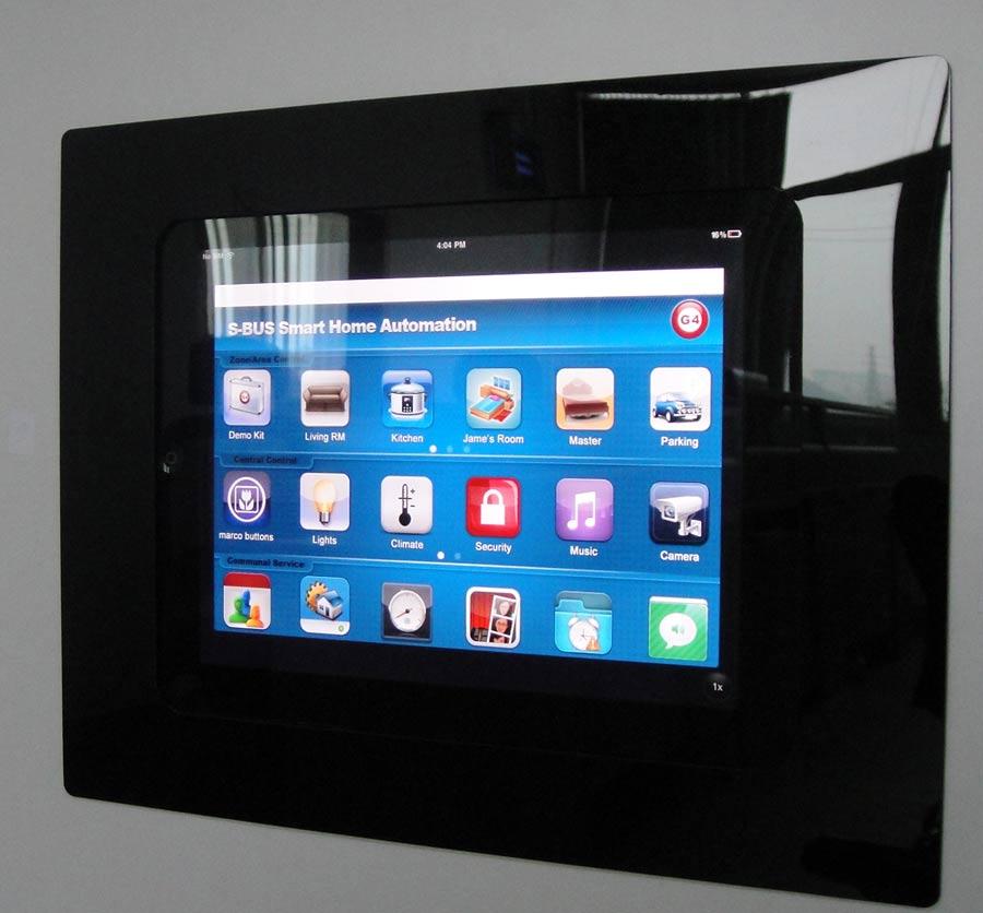 ipad wall dock photos wall and door tinfishclematis com. Black Bedroom Furniture Sets. Home Design Ideas