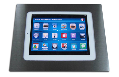 Wall Box for Ipad / Android with Cover - SB-Padbox-WL - GTIN (UPC-EAN): 0610696254634